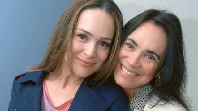 Covid-19: Gabriela Duarte diverge da mãe e defende isolamento