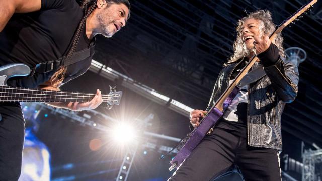 Metallica anuncia datas de shows no Brasil para maio de 2022