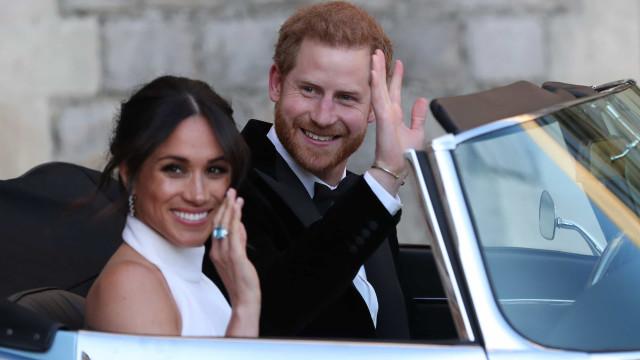 """Meghan e Harry concordam em participar em reality show de """"bom gosto"""""""