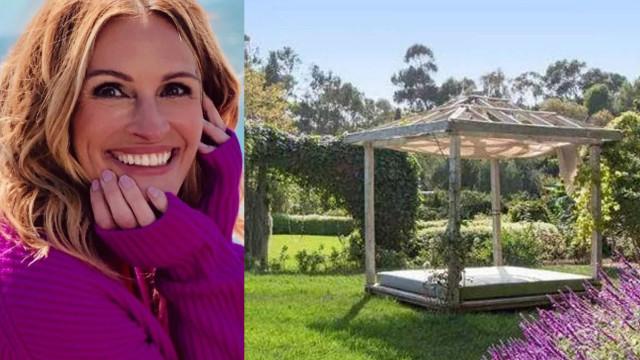 Julia Roberts vende casa em Malibu por R$ 41 milhões para magnata