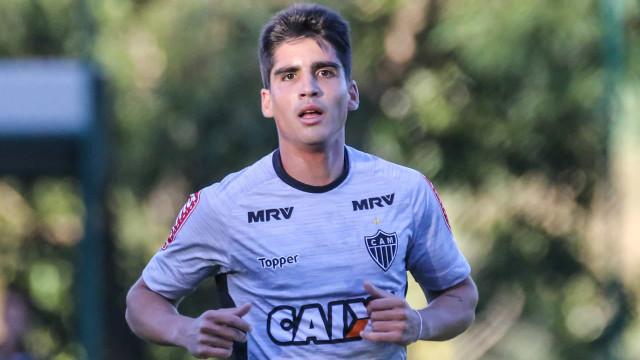 Blanco treinará no Atlético-MG na retomada das atividades