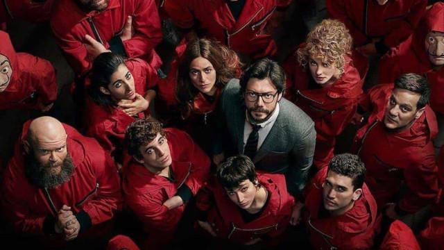 'La Casa de Papel' revela nomes dos episódios da nova temporada