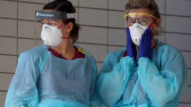 Coronavírus: Espanha, 140 mil infectados; 94 médicos morreram na Itália