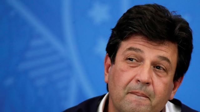 Em uma trégua, Mandetta rebate Doria e defende Bolsonaro