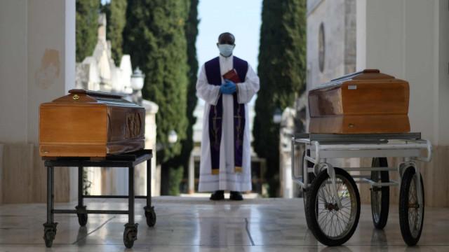 Brasil tem 436 padres diocesanos infectados covid-19; mortes somam 21