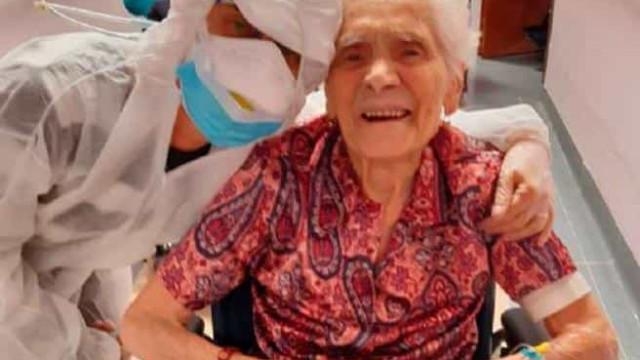 Sinais de esperança em Itália: Mulher de 104 anos recuperou da Covid-19