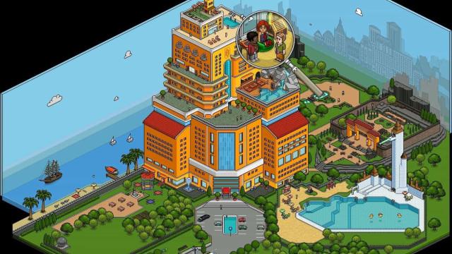 'Habbo Hotel' vive novo boom de popularidade durante a pandemia