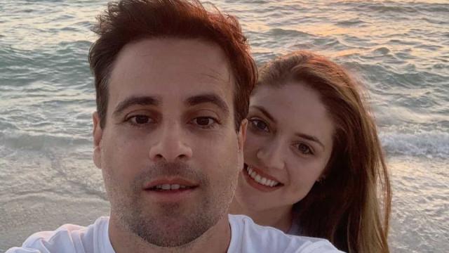 Nasce primeira filha de Rodrigo Scarpa, o Vesgo do Pânico na TV
