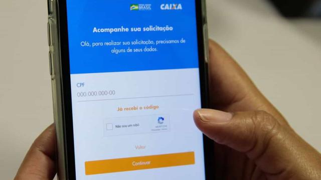 Caixa tem 33,1 milhões de cadastros para auxílio emergencial