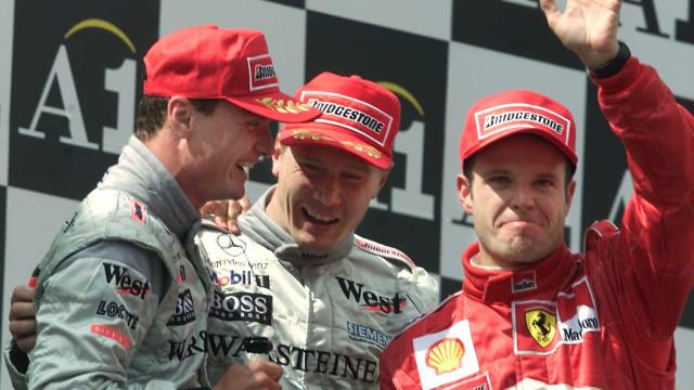 Nove pilotos que brilharam na F1 mas que nunca foram campeões