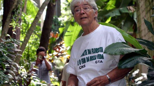 PM de SP prende acusado de participar da morte de Dorothy Stang