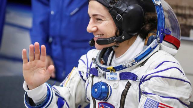 'Vou me sentir mais isolada na Terra do que no Espaço', diz astronauta