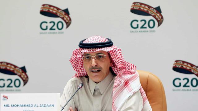G20 concorda com suspensão de pagamento de dívida de países mais pobres