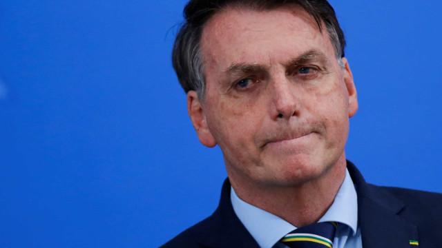 Não estou preocupado com popularidade nem pesquisa, diz Bolsonaro