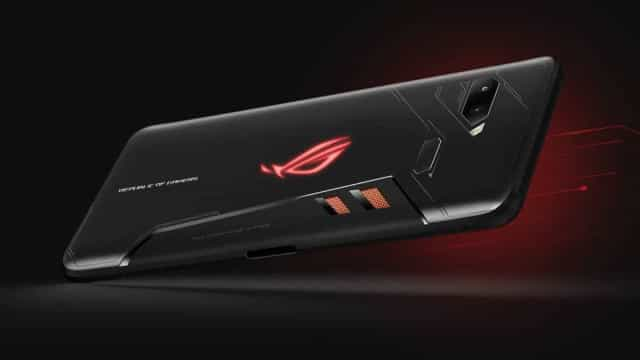 Asus confirma lançamento de novo smartphone de gaming