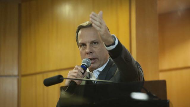 'Vontade de mandar a conta para o ministro', diz Doria sobre caso André do Rap