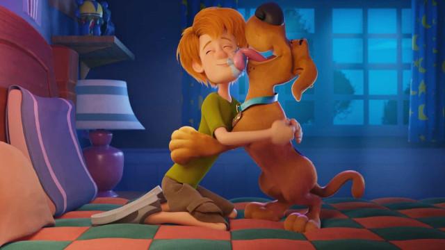 Scooby-Doo encontra personagens clássicos em novo filme de animação