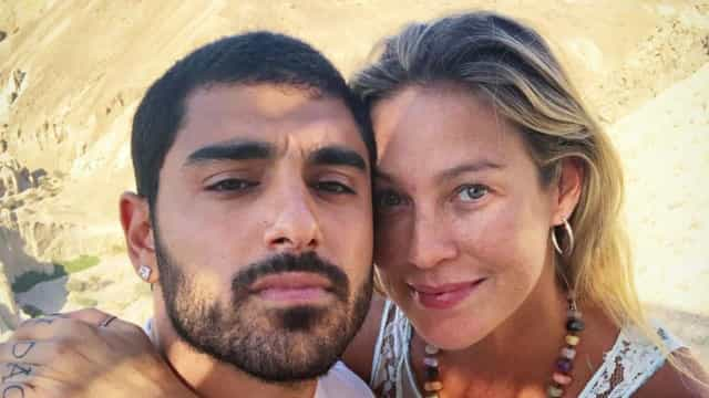 "Luana Piovani ganha ""pedido de casamento"" virtual do namorado"