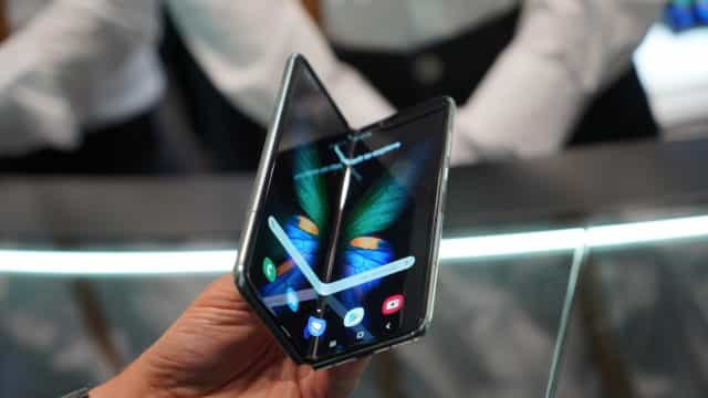 Nova versão do Galaxy Fold será (muito) mais acessível