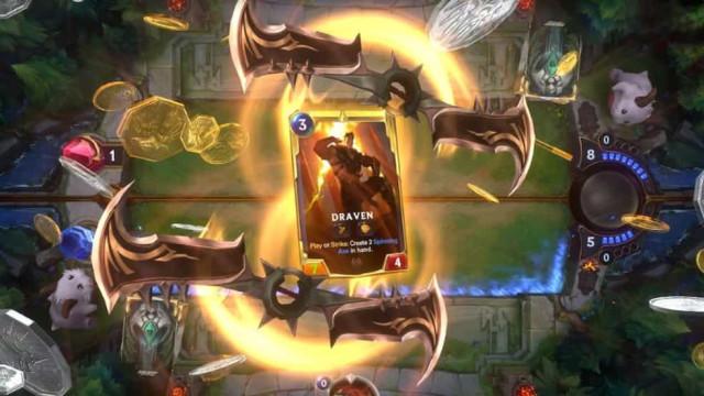 'Legends of Runeterra' é lançado oficialmente com nova região