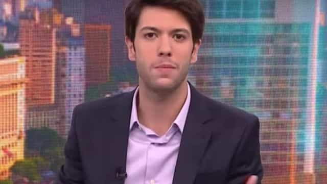 Comentarista da CNN, Caio Coppolla é diagnosticado com Covid-19