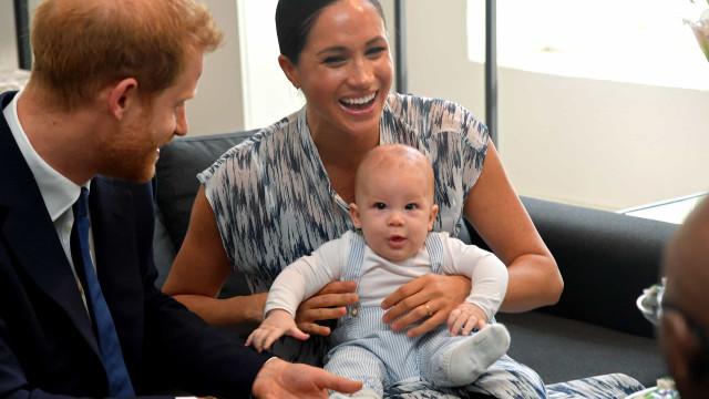 Príncipe Harry preocupado com o futuro do filho