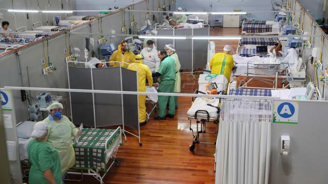 Governo do Rio assume gestão de sete hospitais de campanha