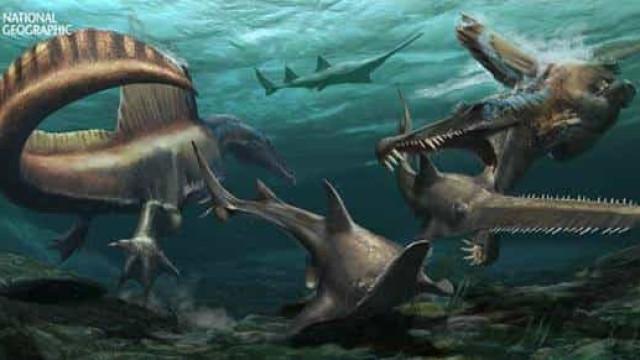Novo achado fóssil reescreve a história da evolução do dinossauro