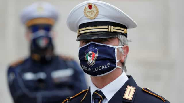 Criminalidade na Itália caiu 90% durante o confinamento
