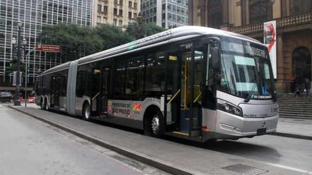 Prefeitura de São Paulo reforça frota de ônibus nesta segunda