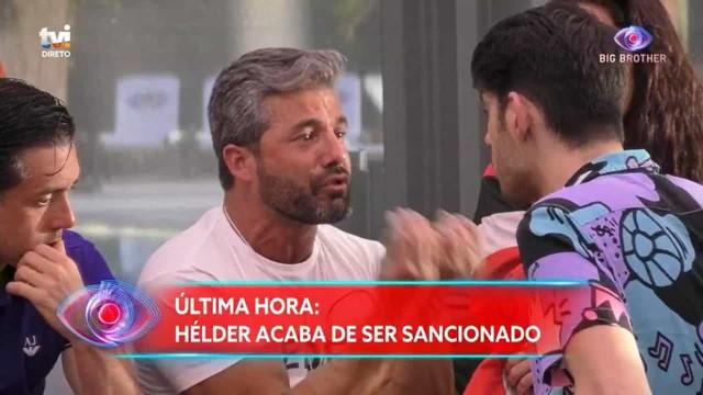 Público salva competidor do Big Brother português após fala homofóbica