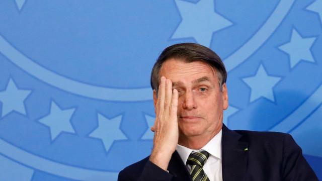 FT traz crítica e diz que Bolsonaro está levando Brasil ao desastre