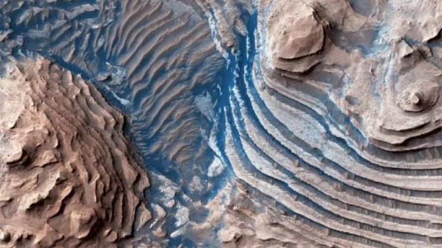 Marte: NASA compartilha novas imagens do 'Planeta Vermelho'