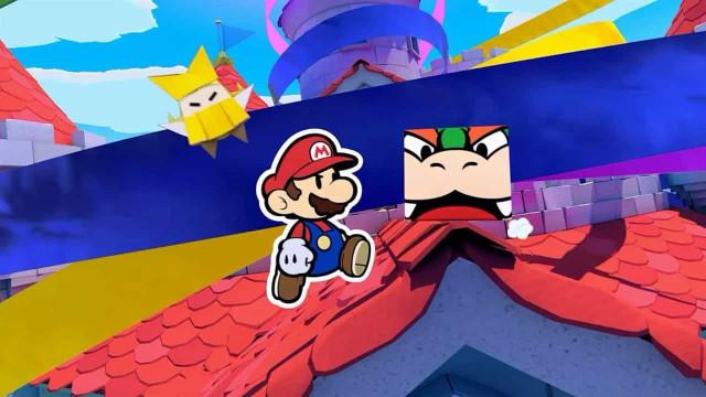 Há um novo 'Mario' chegando à Switch