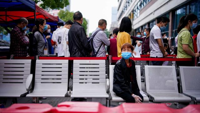 Estudo conclui que em agosto já havia sinais de Covid-19 em Wuhan