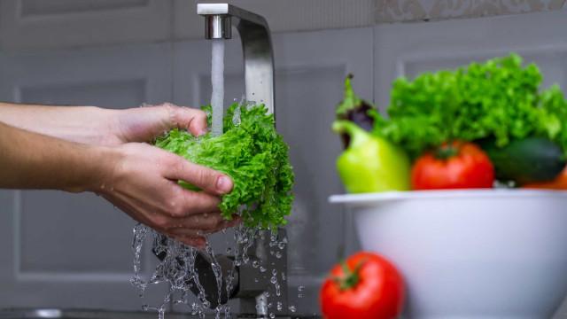 Vinte vegetais com baixo teor de hidratos de carbono