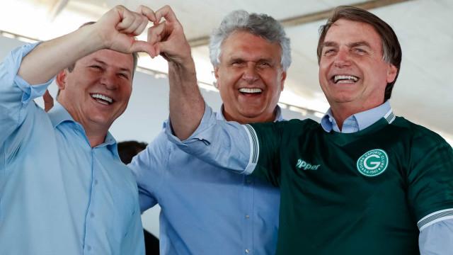 Governador de Goiás desmente que tenha feito doação em live de Safadão