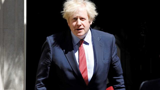 Para Boris Johnson, Inglaterra 'está pronta' para receber mais jogos da Eurocopa