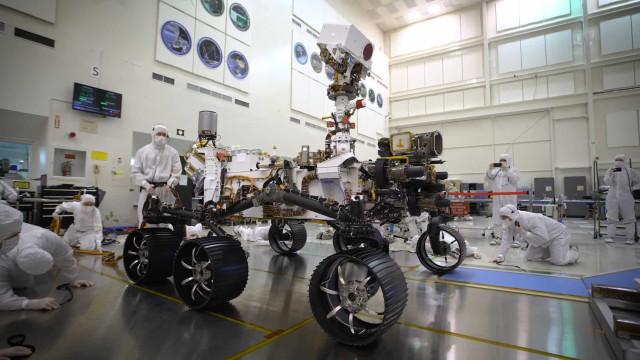 NASA adia lançamento de nova missão a Marte