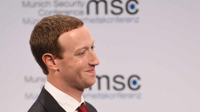 Patrimônio de Mark Zuckerberg utrapassa os 100 mil milhões de dólares