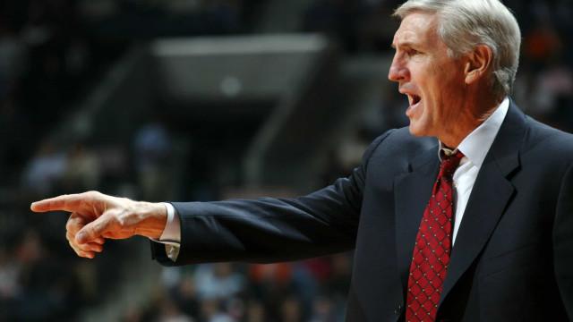 Lendário técnico da NBA, Jerry Sloan morre aos 78 anos