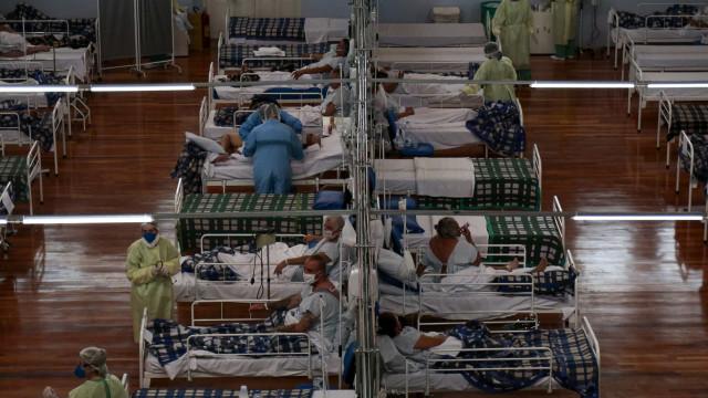 Só um em cada três pacientes graves sobrevive no Brasil, diz pesquisa