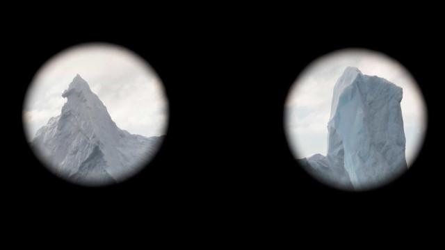 Na Antártida, isolamento dentro do isolamento
