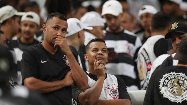 Corinthians se diz contra a retomada do futebol neste momento