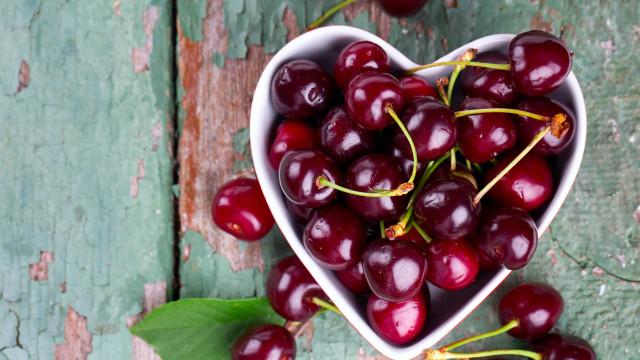 Deliciosas e nutritivas. Dez super benefícios das cerejas
