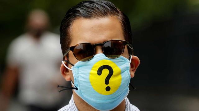 OMS recomenda: máscara caseira com 3 camadas de diferentes materiais