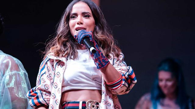 Anitta processa Léo Dias e o 'barraco' continua na web