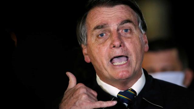 'Vai ter mais', diz Bolsonaro sobre ação da PF no Rio