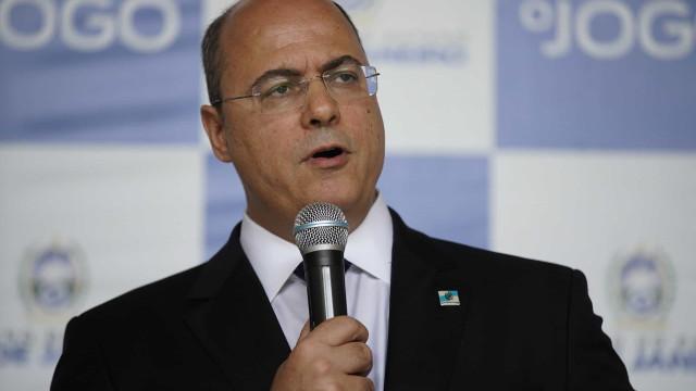 Secretário de polícia do Rio pede demissão após operação com Witzel