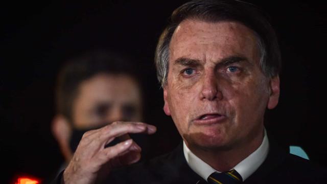 Não teremos outro dia como ontem, chega, diz Bolsonaro em recado ao STF